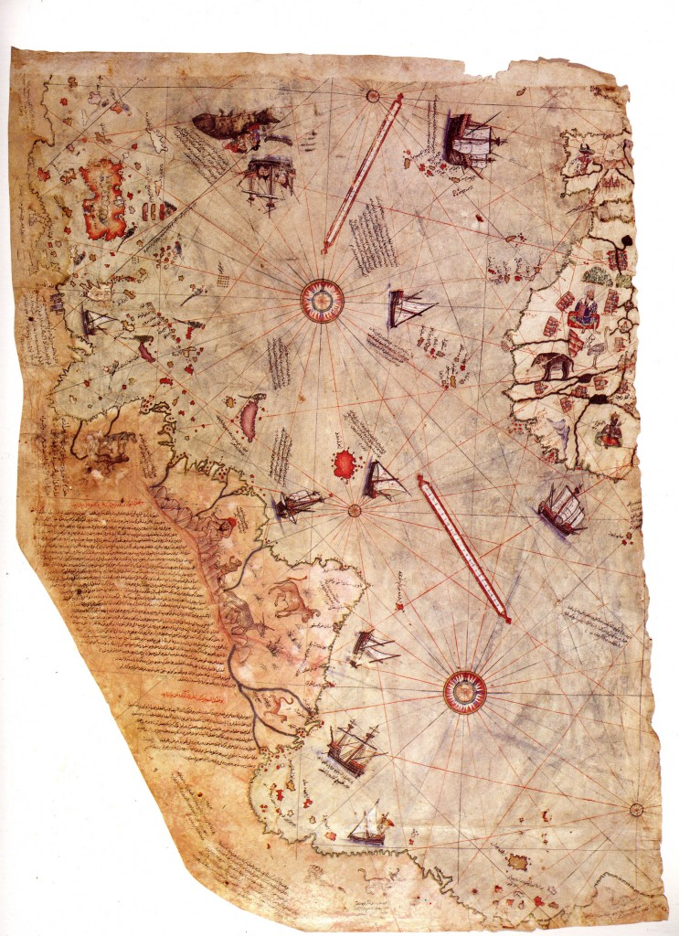 Huge discover hidden in a map of the world pre continental split in the beginning god created the world as one big land mass however today weve got continents scattered all over the place because of things like noahs gumiabroncs Choice Image
