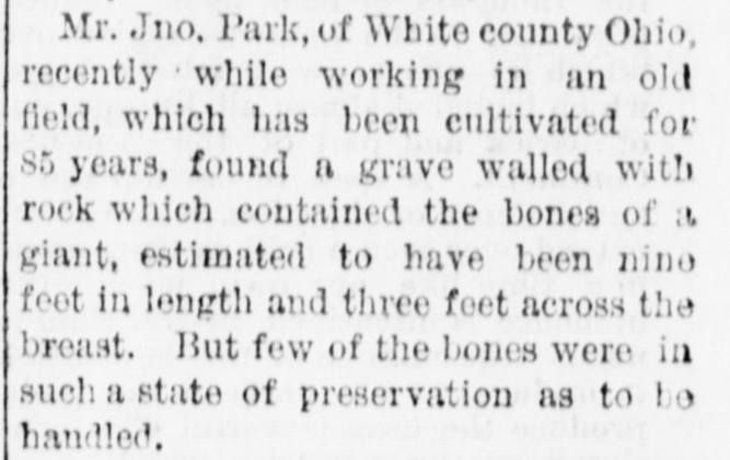 Nebraska Advertiser, June 30, 1881, pg 1.