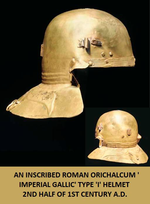 ORICHALCUM  HELMET