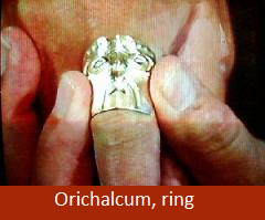 Orichalcumring