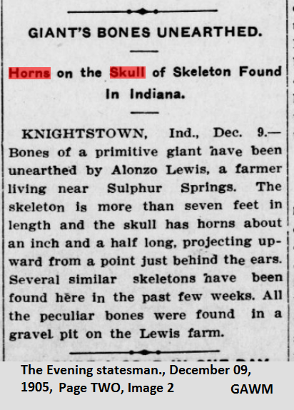 The Evening statesman., December 09, 1905, Page TWO, Image 2