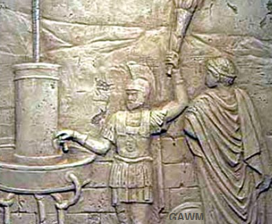 ANCIENT TELEGRAPH